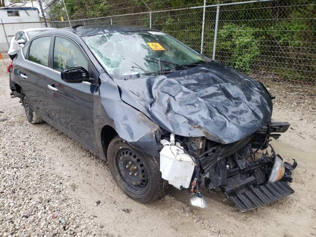 Vehiculos salvage en venta de Copart Northfield, OH: 2017 Nissan Sentra S