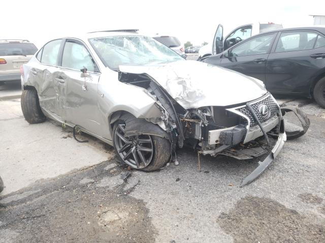 Salvage cars for sale from Copart New Orleans, LA: 2015 Lexus IS 250