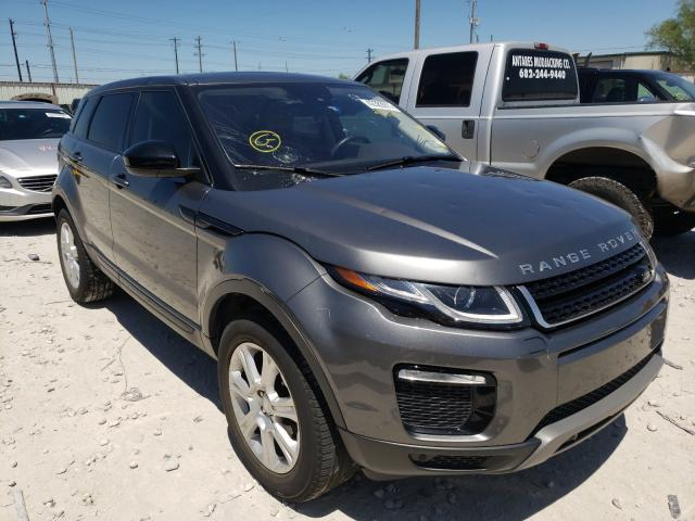 Salvage cars for sale from Copart Haslet, TX: 2017 Land Rover Range Rover