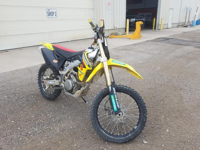 2012 Suzuki RM-Z450 for sale in Rocky View County, AB