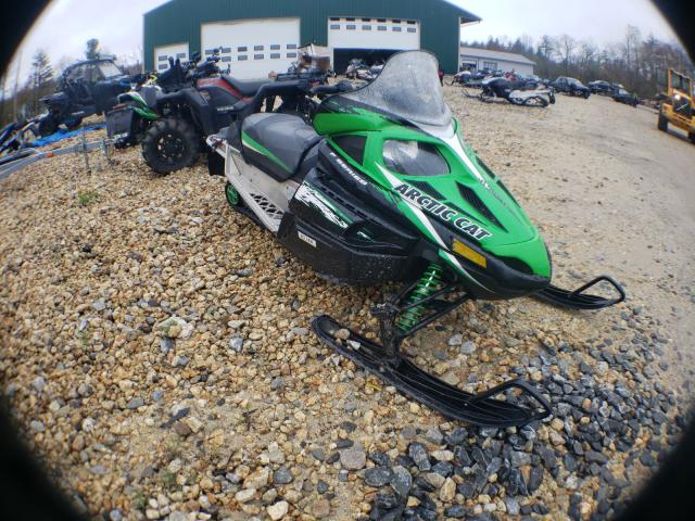 Arctic Cat salvage cars for sale: 2010 Arctic Cat F8 LXR