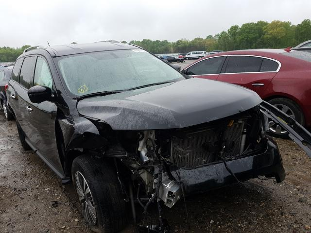 Salvage cars for sale from Copart Glassboro, NJ: 2018 Nissan Pathfinder