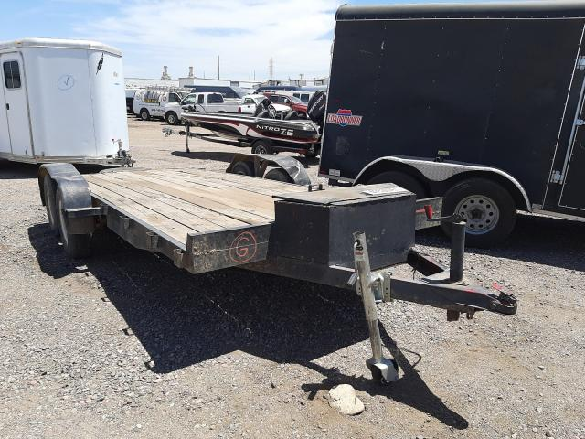 Haulmark salvage cars for sale: 2009 Haulmark Trailer