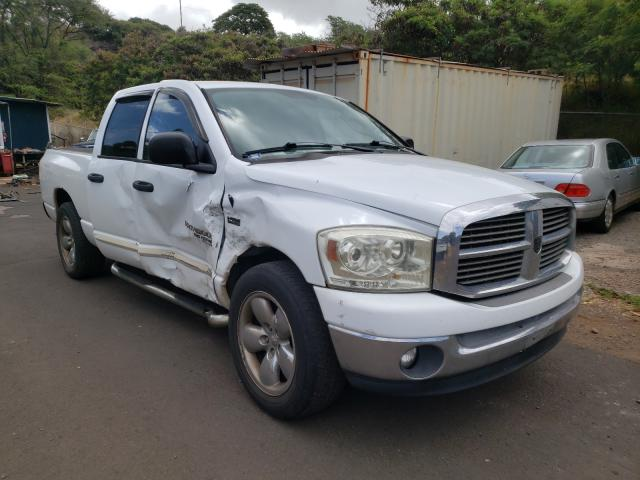 Salvage cars for sale from Copart Kapolei, HI: 2006 Dodge RAM 1500 S