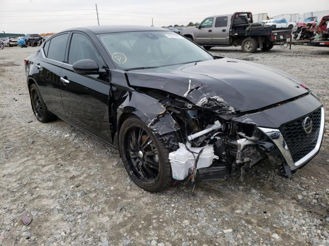 Salvage cars for sale from Copart Tifton, GA: 2019 Nissan Altima SV