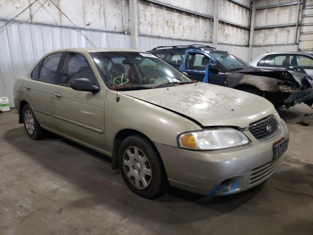 2002 Nissan Sentra en venta en Woodburn, OR
