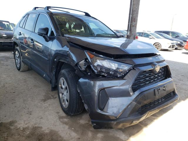 2019 Toyota Rav4 LE en venta en Temple, TX
