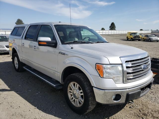 Salvage cars for sale from Copart Airway Heights, WA: 2013 Ford F150 Super