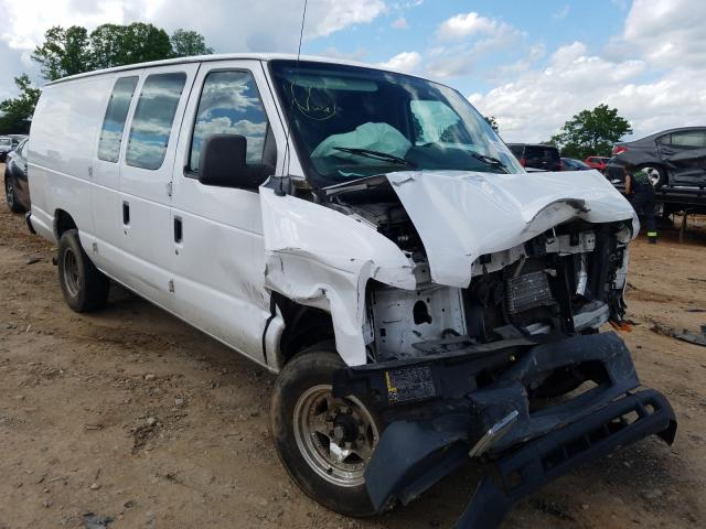 Salvage 2014 FORD ECONOLINE - Small image. Lot 42313051