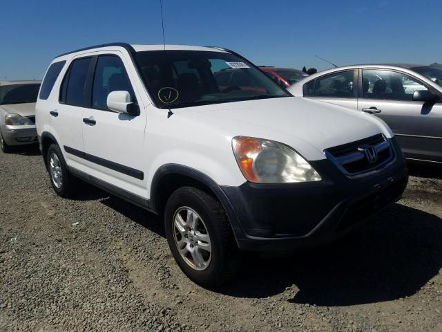 Salvage cars for sale from Copart Antelope, CA: 2004 Honda CR-V EX