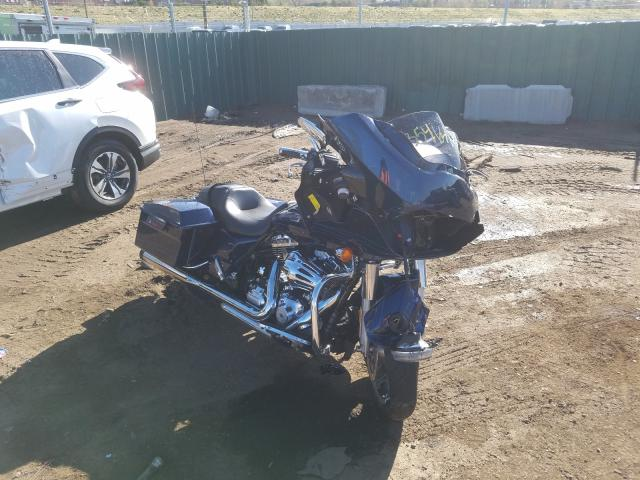 Salvage cars for sale from Copart Colorado Springs, CO: 2013 Harley-Davidson Fltrx Road