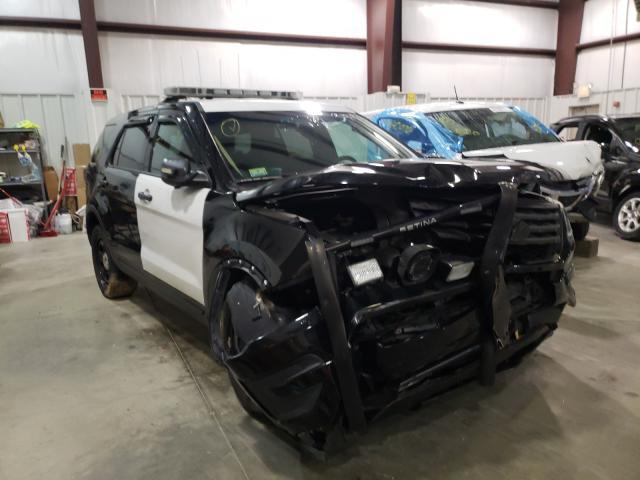 2016 Ford Explorer P en venta en Mendon, MA