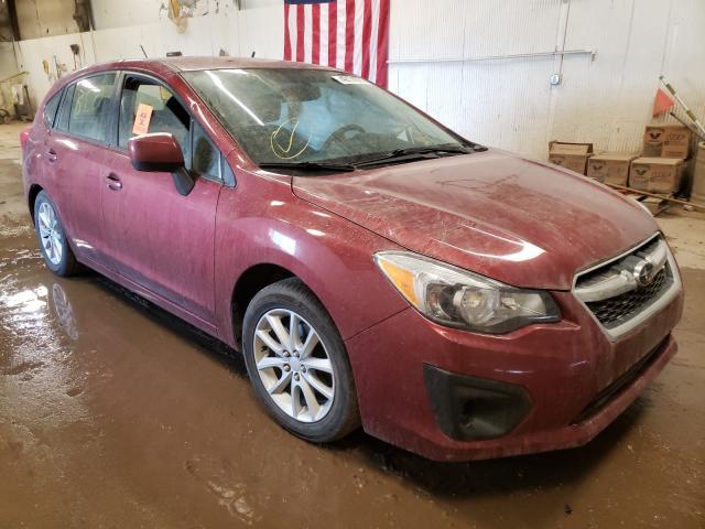 2014 Subaru Impreza PR en venta en Casper, WY