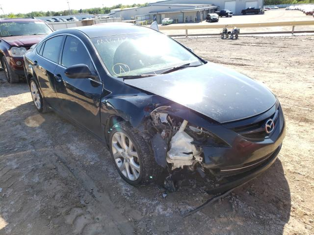 Salvage cars for sale from Copart Oklahoma City, OK: 2009 Mazda 6 S
