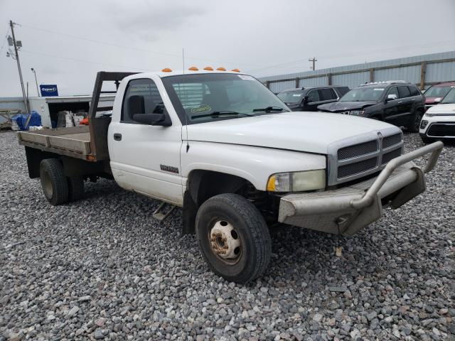Dodge 3500 salvage cars for sale: 2002 Dodge 3500