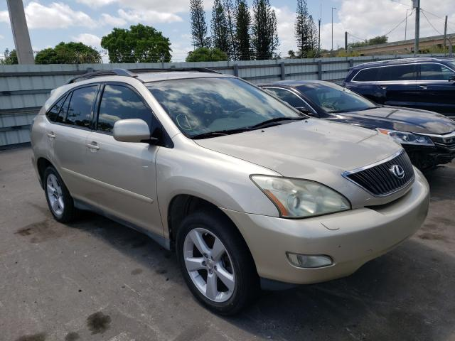 Lexus RX salvage cars for sale: 2007 Lexus RX