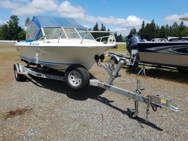 Glastron Boat salvage cars for sale: 1977 Glastron Boat