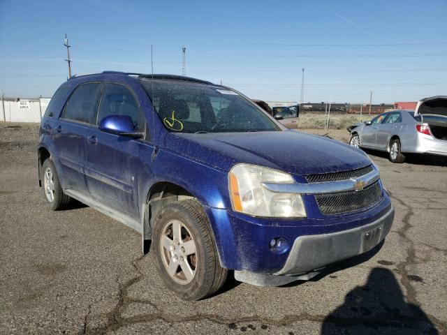 Salvage cars for sale from Copart Pasco, WA: 2006 Chevrolet Equinox LT