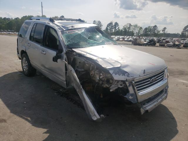 Salvage 2010 FORD EXPLORER - Small image. Lot 42288091