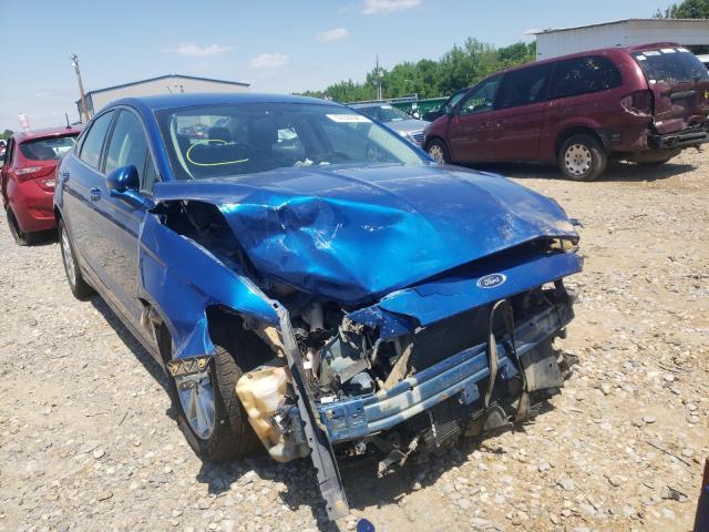 2017 Ford Fusion SE en venta en Memphis, TN
