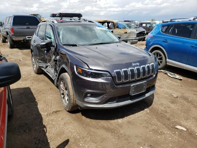 Vehiculos salvage en venta de Copart Brighton, CO: 2019 Jeep Cherokee L