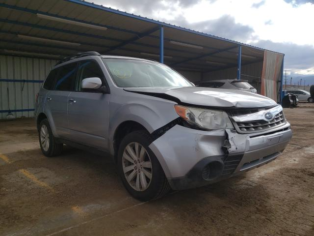 Salvage cars for sale from Copart Colorado Springs, CO: 2012 Subaru Forester 2