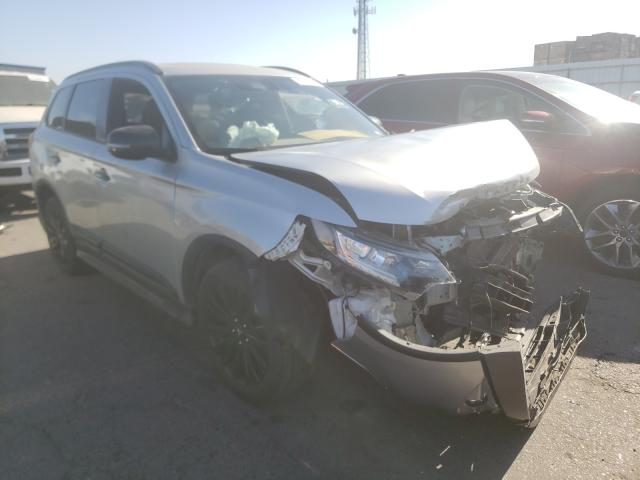Salvage cars for sale from Copart Fresno, CA: 2020 Mitsubishi Outlander