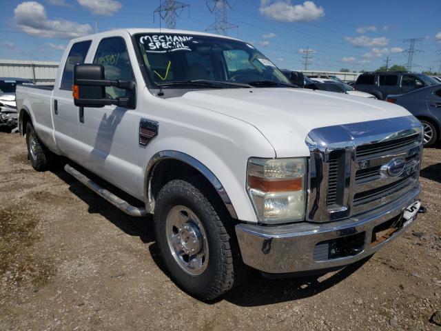 Vehiculos salvage en venta de Copart Elgin, IL: 2008 Ford F250 Super
