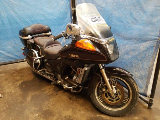 Salvage cars for sale from Copart London, ON: 1985 Yamaha XVZ12
