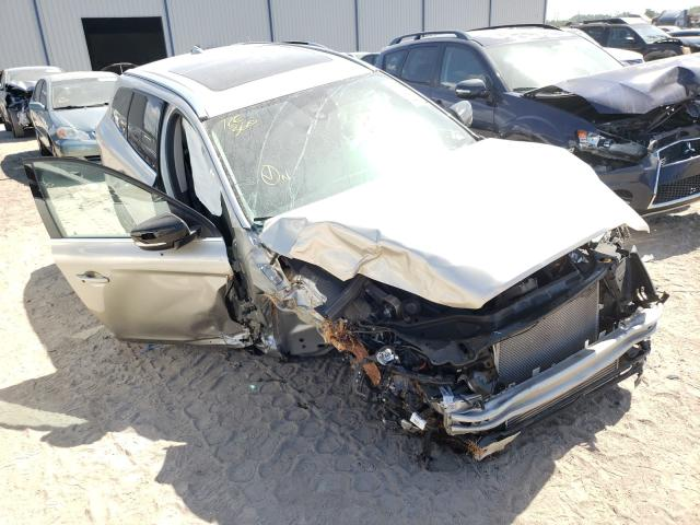 Salvage cars for sale at Apopka, FL auction: 2017 Volvo XC60 T5 DY