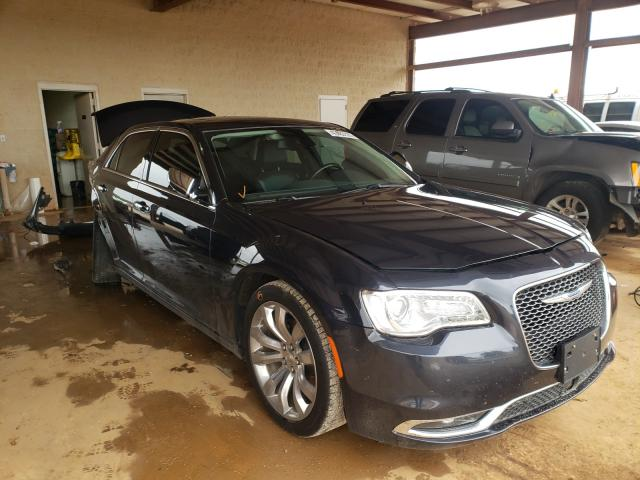 Salvage cars for sale from Copart Tanner, AL: 2018 Chrysler 300 Limited