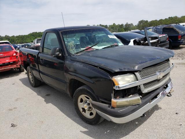 Salvage cars for sale from Copart Savannah, GA: 2003 Chevrolet Silverado