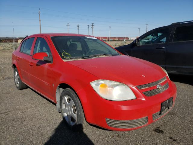 Salvage cars for sale from Copart Pasco, WA: 2007 Chevrolet Cobalt LT