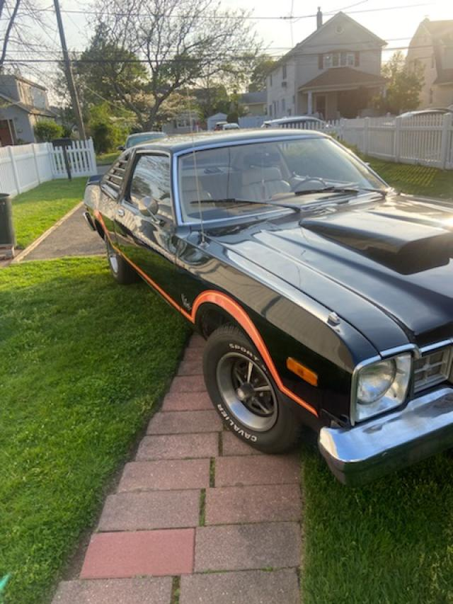 Plymouth salvage cars for sale: 1977 Plymouth Volare
