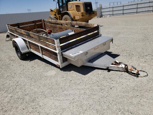 Salvage cars for sale from Copart Adelanto, CA: 2004 Special Construction Trailer