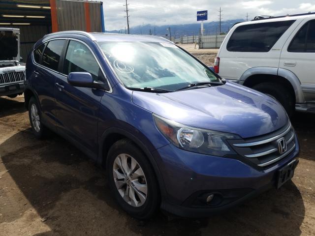 Honda Vehiculos salvage en venta: 2014 Honda CR-V EXL