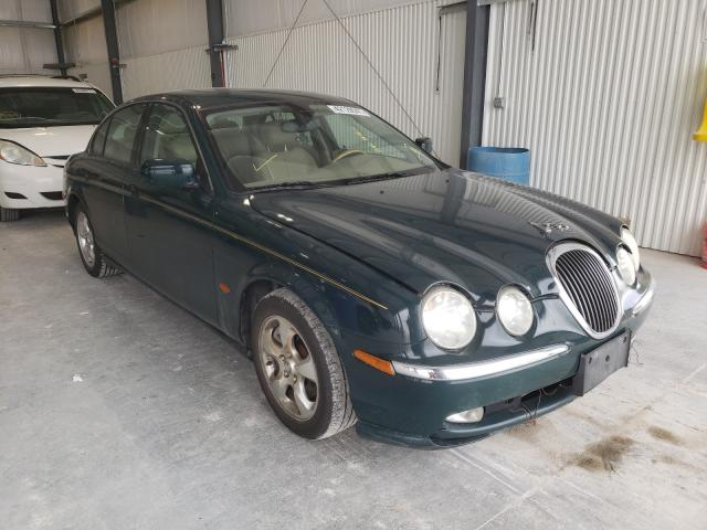 Jaguar S-Type salvage cars for sale: 2002 Jaguar S-Type