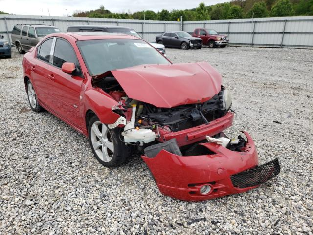 Salvage cars for sale from Copart Prairie Grove, AR: 2006 Mazda 3 S