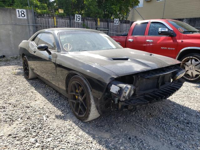 Salvage cars for sale from Copart Opa Locka, FL: 2018 Dodge Challenger