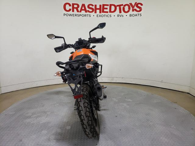 2020 KTM 390 ADVENT - Right Rear View