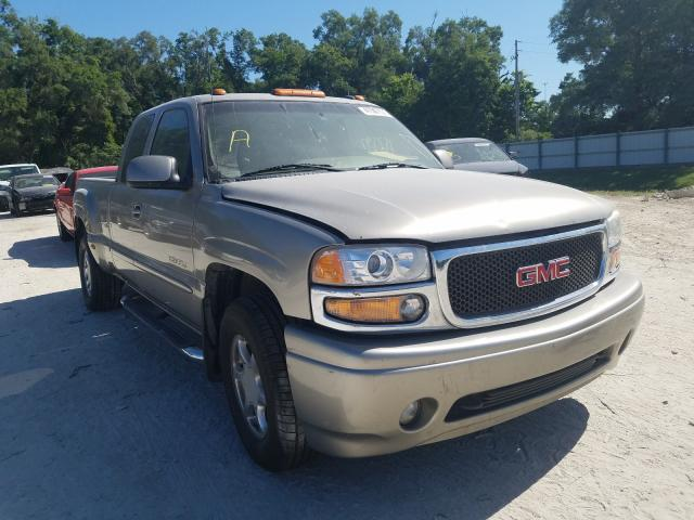 Salvage cars for sale from Copart Ocala, FL: 2002 GMC Sierra K15