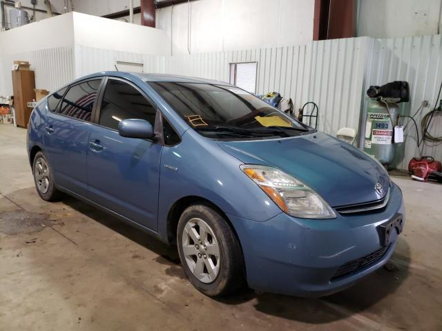 Salvage cars for sale from Copart Lufkin, TX: 2007 Toyota Prius
