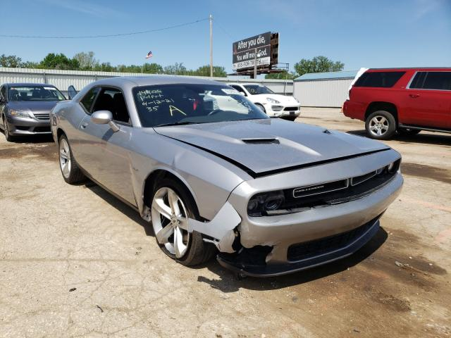Salvage cars for sale from Copart Wichita, KS: 2018 Dodge Challenger