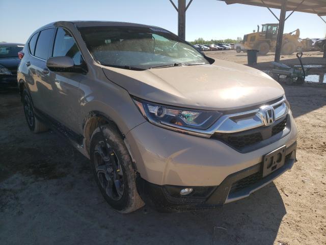 Hail Damaged Cars for sale at auction: 2018 Honda CR-V EX
