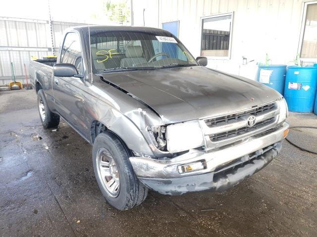 Salvage cars for sale from Copart Orlando, FL: 1997 Toyota Tacoma