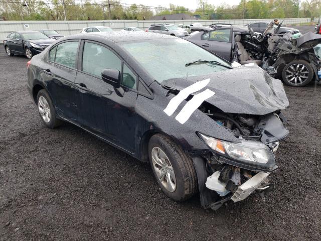 Honda Civic salvage cars for sale: 2014 Honda Civic