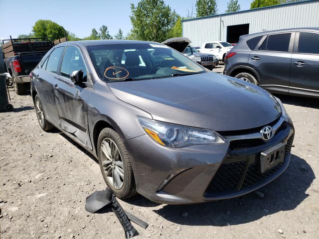 Vehiculos salvage en venta de Copart Portland, OR: 2016 Toyota Camry LE