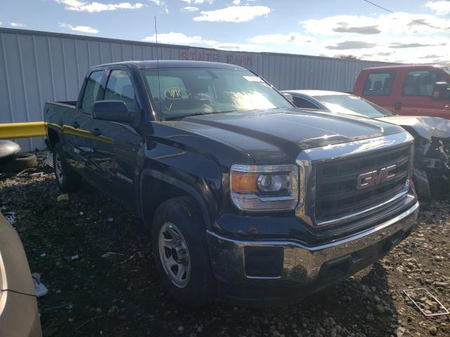 Salvage cars for sale from Copart Milwaukee, WI: 2015 GMC Sierra K15