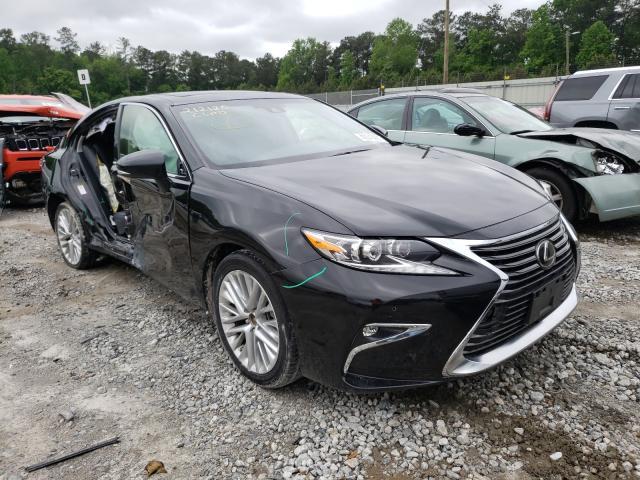 Salvage cars for sale from Copart Ellenwood, GA: 2016 Lexus ES 350