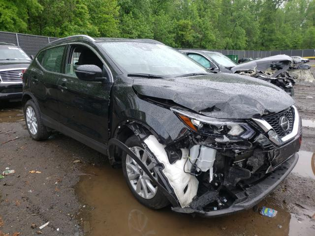 Salvage cars for sale from Copart Waldorf, MD: 2020 Nissan Rogue Sport